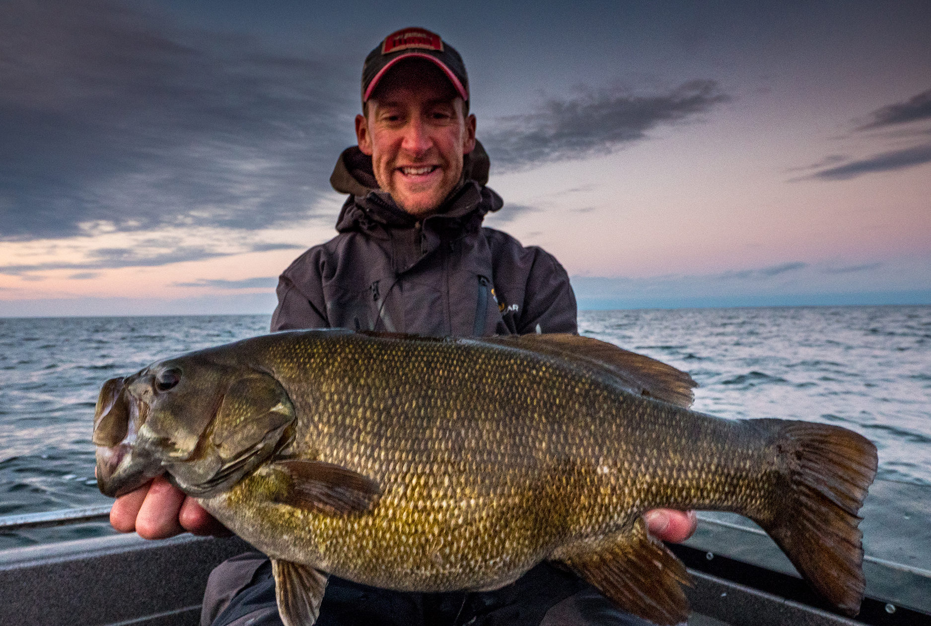 Minnesota bass fishing guide